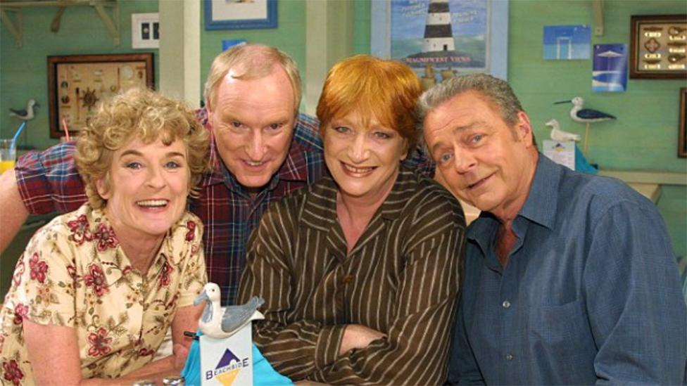 <p>The late Australian actress was best known for her iconic role as Morag Bellingham in Home and Away. Source: Supplied </p>