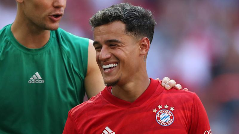 Coutinho turns Bayern Munich into Champions League contenders, claims Ederson