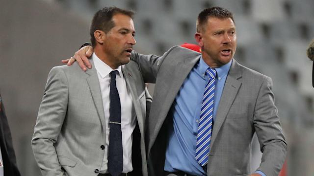 De Sa is well aware that chances of him becoming the new Bafana head coach are slim, but he hasn't lost hope of becoming their assistant coach