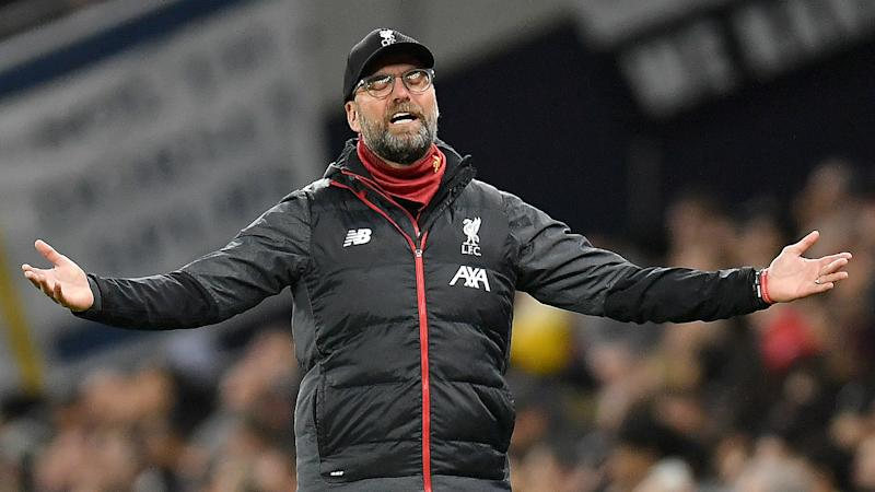 Klopp seething as Africa Cup of Nations rescheduling looks set to hurt Liverpool