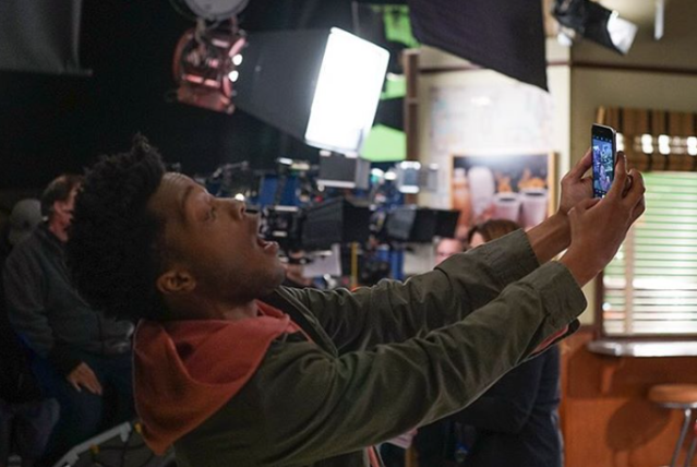<p>Thank you for following along today! Make sure to check out the @superiordonuts season finale Monday, May 8 at 9 pm on #CBS! –@jermainefowler #superiordonuts @cbstv<br> (Photo: YahooTV via Instagram) </p>