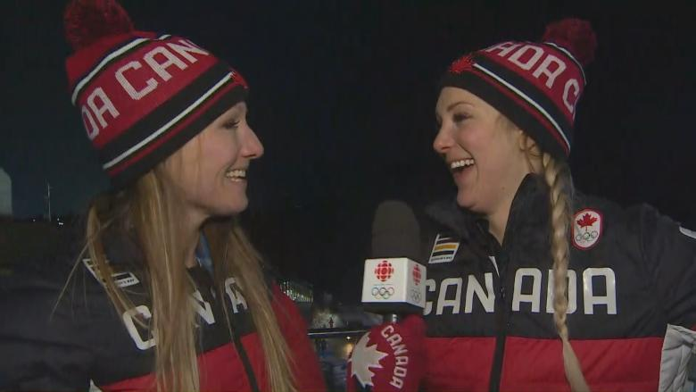 With 4th Olympics, Heather Moyse finds a different experience