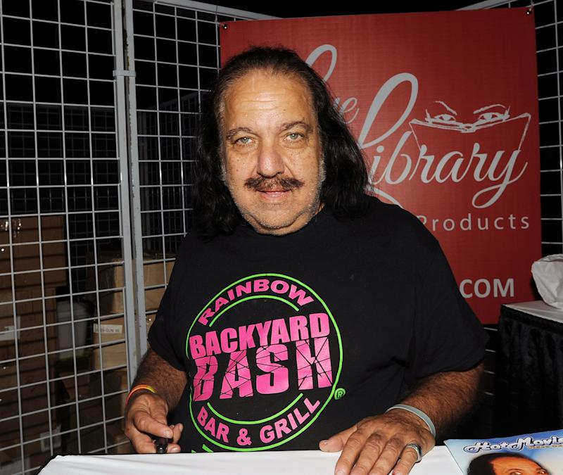 Ron Jeremydenies that he groped the woman inappropriately. (Photo: Bobby Bank via Getty Images)