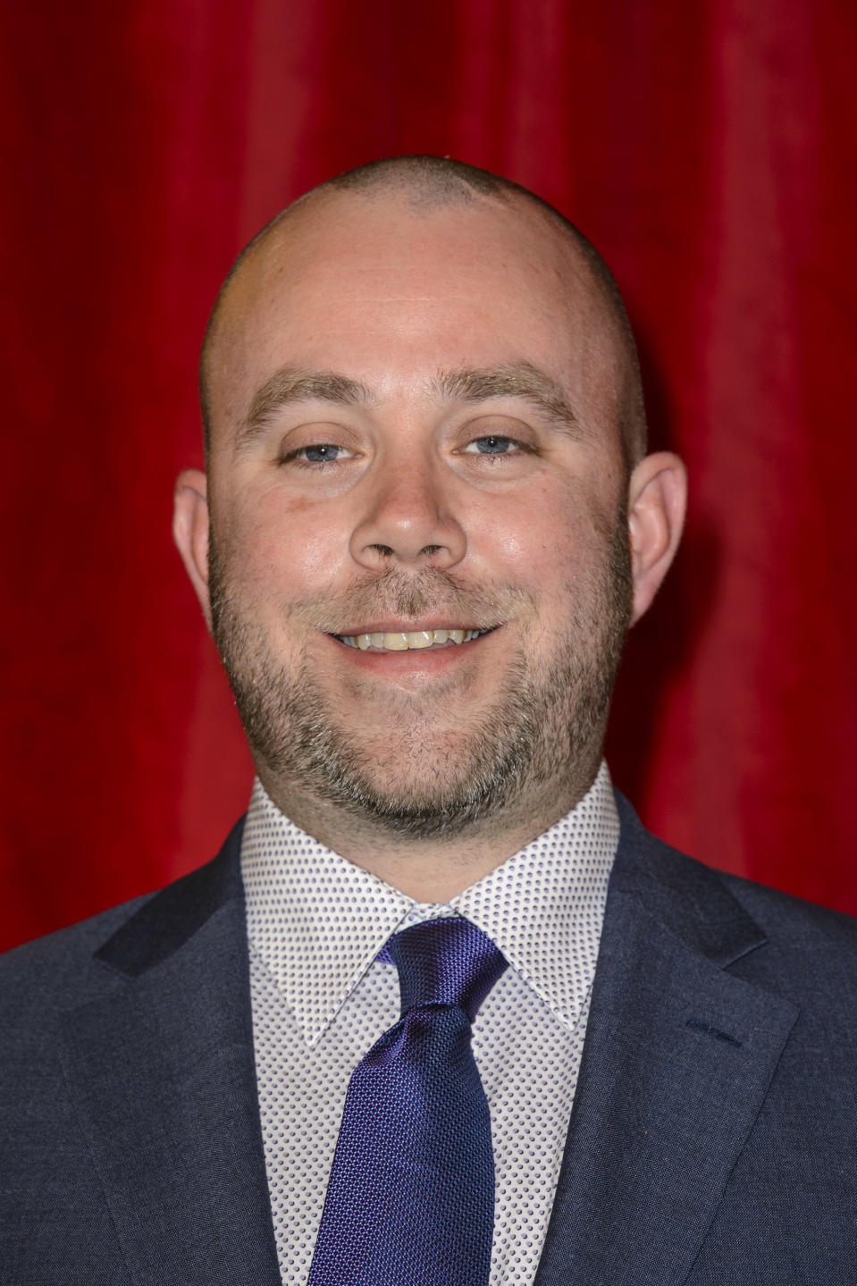 Iain MacLeod attending the British Soap Awards 2016 at the Hackney Empire, 291 Mare St, London. PRESS ASSOCIATION Photo. Picture date: Saturday May 28, 2016. See PA Story SHOWBIZ Soap. Photo credit should read: Matt Crossick/PA Wire