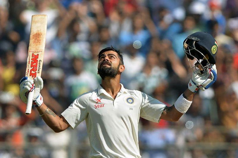 It was a year of many firsts for Virat Kohli