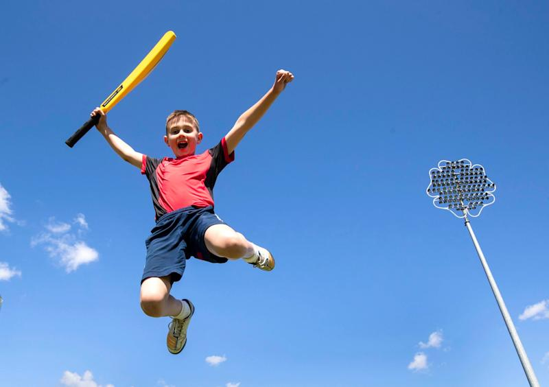 Crazy about cricket? Share your story about this or any other sport played on holiday - PA
