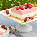 <p>You can use a mix of berries as the topping for this classic summertime dessert-we like combining regular raspberries, golden raspberries, and blackberries. Look for golden raspberries at farmers' markets or farm stands at the height of summer.</p>