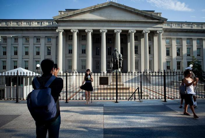 The US Department of Treasury is among the departments said to have been breached in the hack.