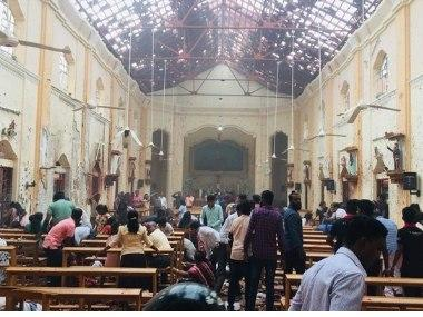 Sri Lanka blasts: Fatima Ibrahim identified as one of the suicide bombers; wife of SL millionaire blew self up with unborn child