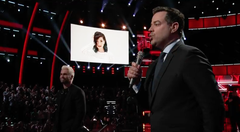 'The Voice' pays tribute to Christina Grimmie