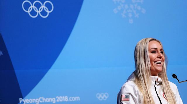 """<p>PYEONGCHANG, South Korea—Just past noon Monday (Sunday night in the U.S.), Lindsey Vonn was laughing. Not just laughing, but cackling. A little while earlier she had completed the second of three official training runs in advance of Wednesday's downhill, finishing third despite largely experimenting with her potential racing line and only occasionally punching the gas pedal. She is 33 years old, the best women's ski racer in history and a major threat to win a medal—possibly gold—in the downhill. She would become the second woman to win the Olympic downhill twice (Vonn took gold in 2010 in Vancouver, and Katja Seizinger of Germany won in 1994 and '98).</p><p>But that's only part of the story of the moment because well, because: 2018. On Dec. 7, Vonn did an interview with CNN.</p><p><strong>CNN: </strong>""""You've previously competed at three Olympic Games, under two presidents. How would it feel competing at an Olympic Games for a United States whose president is Donald Trump?""""</p><p><strong>Vonn:</strong> """"Well, I hope to represent the people of the United States, not the president.... I take the Olympics very seriously, and what they mean and what they represent. What walking under our flag means at the opening ceremony. I want to represent our country well. I don't think that there are a lot of people currently in our government that do that.""""</p><p>Vonn was later asked if she would visit the White House with other Olympians and said, """"Absolutely not. No.""""</p><p>Okay, you know where this is going. Vonn was pummeled by Trump supporters on social media and harangued by Trump-leaning media. As a wealthy, successful and attractive professional athlete, she made a convenient villain. When I visited her at her home in Vail on Dec. 21, for a <a href=""""https://www.si.com/olympics/2018/01/09/lindsey-vonn-winter-olympics-2018-pyeongchang-injuries"""" rel=""""nofollow noopener"""" target=""""_blank"""" data-ylk=""""slk:feature story"""" class=""""link rapid-noclick-resp"""">feature story</a> in <em>S"""