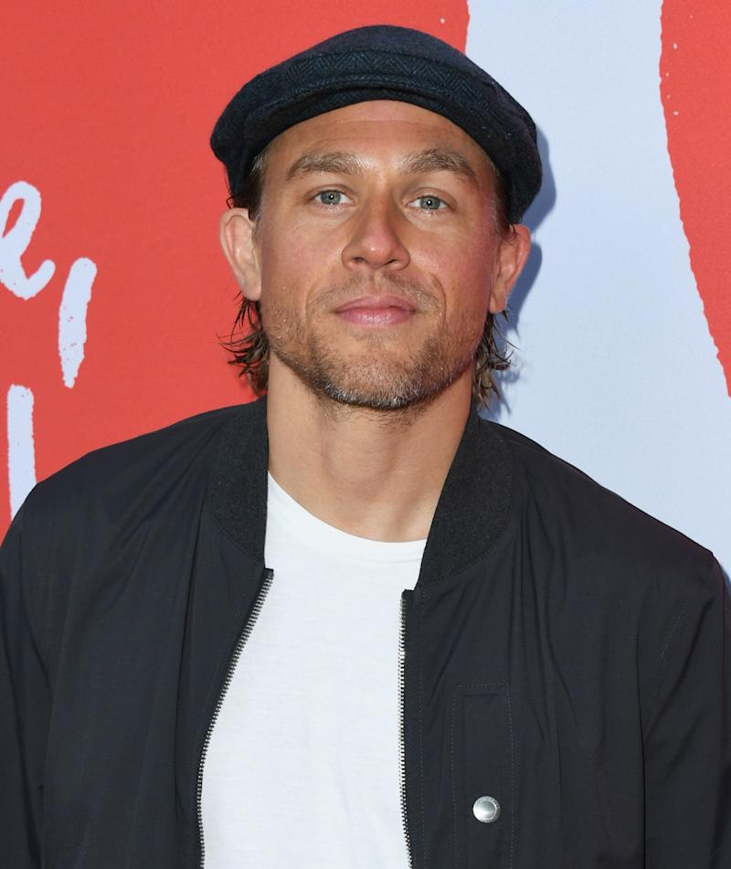 Charlie Hunnam Attended The Premiere Of Love Antosha In Support