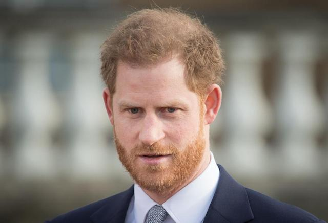 Prince Harry was asked how discussions about his future were going [Photo: Getty]