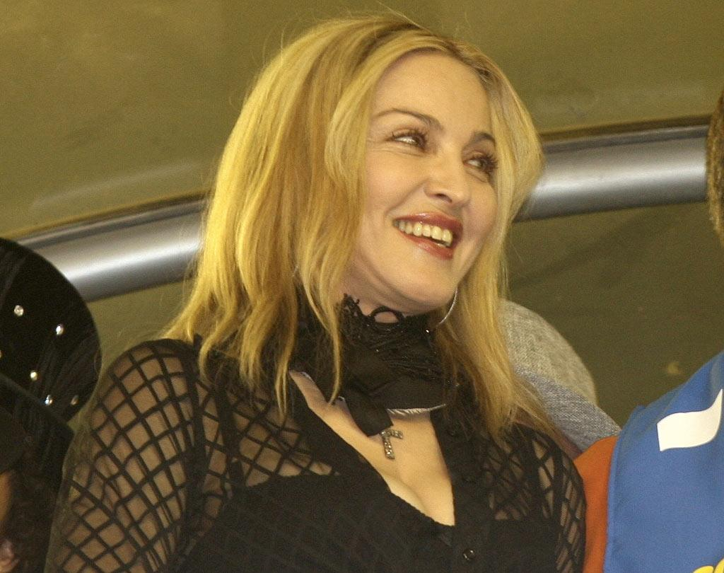 """Madonna, who was spotted enjoying Rio's Carnaval with boyfriend Jesus Luz on Monday, is venturing back into directing. <i>Variety</i> reported that the Queen of Pop will helm her second film -- """"W.E.,"""" the true story of King Edward VIII, the English monarch who abdicated the throne to marry an American divorcee, Wallis Simpson. Did you learn nothing from """"Filth and Wisdom,"""" Madge? AKM IMAGES/<a href=""""http://www.splashnewsonline.com"""" target=""""new"""">Splash News</a> - February 15, 2010"""