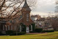 <p><strong>Established in 1749</strong></p><p><strong>Location: Lexington, Virginia <br></strong></p><p>Washington and Lee was named after two important men in American history: George Washington (who gave a donation of $20,000 in 1796) and Robert E. Lee. It was originally called Augusta Academy. </p>