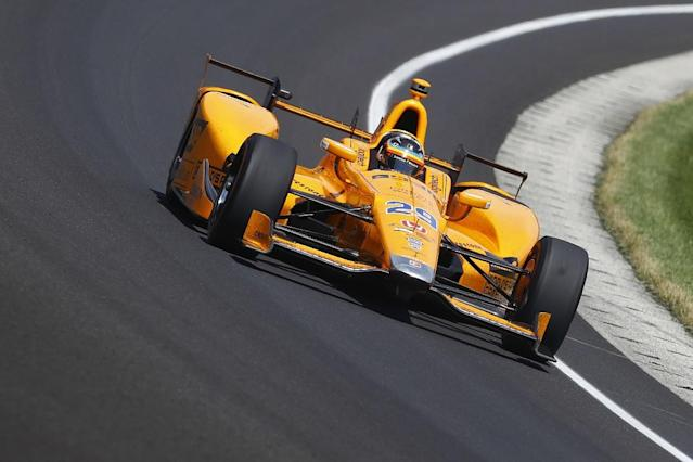 IndyCar 'looking favourable' for McLaren
