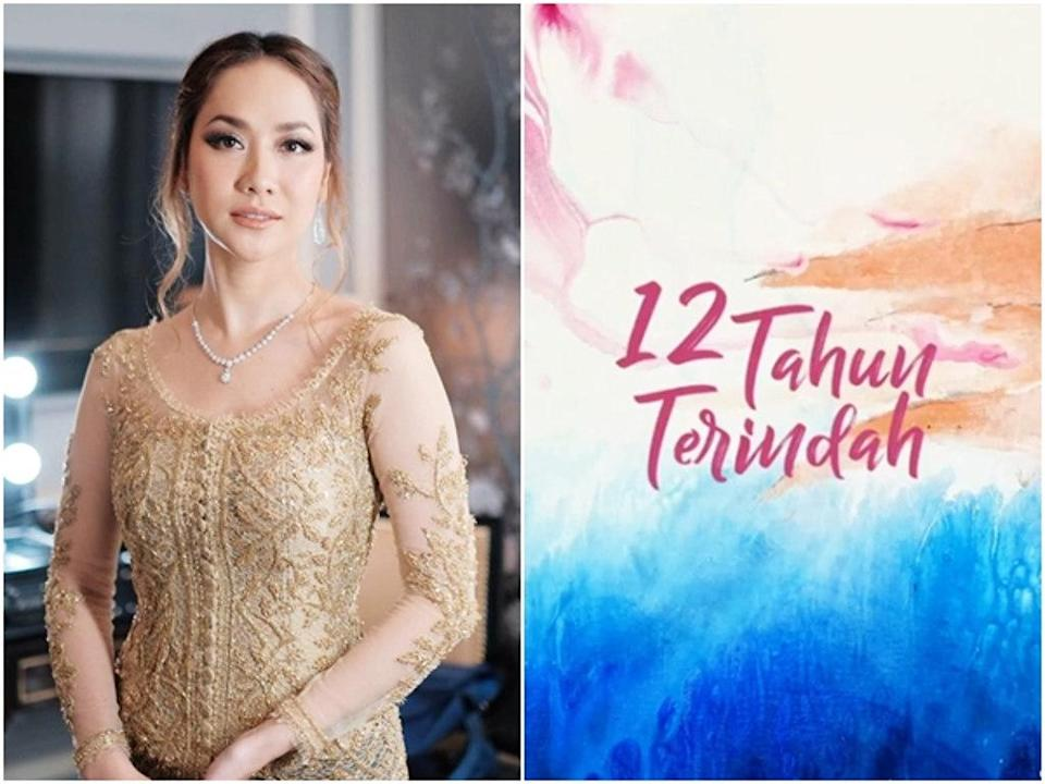 """""""12 Tahun Terindah"""" is the first song under Bunga Citra Lestari's own record label, BASH Music Company."""