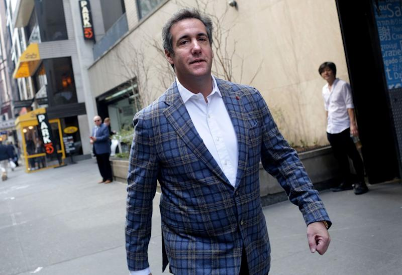Cohen's Lawyer Changes Stance on Review of Records Seized by FBI