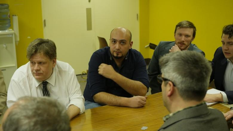 Syrian Immigrant starring in St. John's adaptation of 12 Angry Men