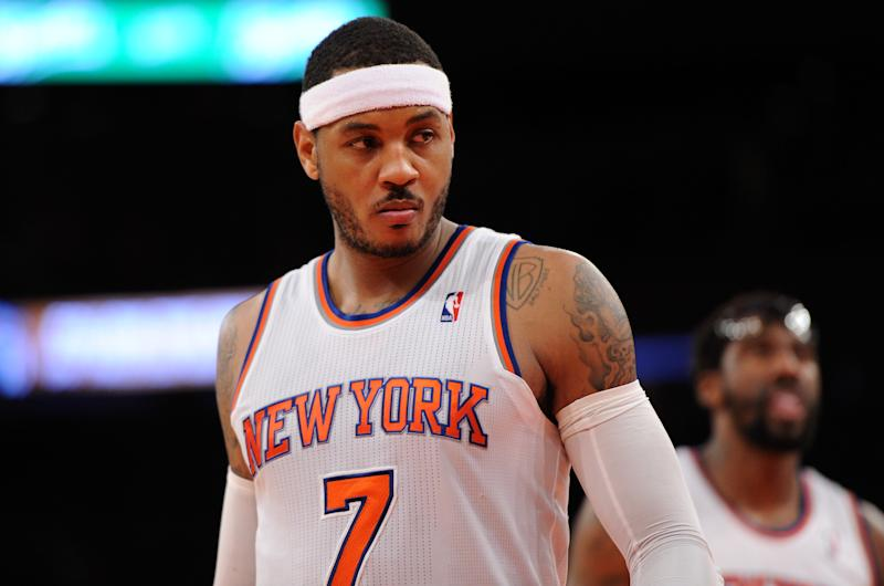 Jackson says Knicks still awaiting word from Melo