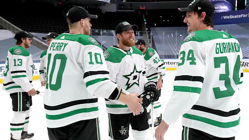 Joe Pavelski going to Stanley Cup Final after Stars eliminate Sharks rival