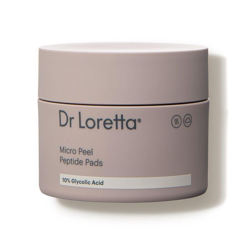 """<p><strong>Dr. Loretta</strong></p><p>dermstore.com</p><p><strong>$51.00</strong></p><p><a href=""""https://go.redirectingat.com?id=74968X1596630&url=https%3A%2F%2Fwww.dermstore.com%2Fproduct_Micro%2BPeel%2BPeptide%2BPads_75189.htm&sref=https%3A%2F%2Fwww.townandcountrymag.com%2Fstyle%2Fbeauty-products%2Fg35713495%2Fdermstore-beauty-refresh-sale-2021%2F"""" rel=""""nofollow noopener"""" target=""""_blank"""" data-ylk=""""slk:Shop Now"""" class=""""link rapid-noclick-resp"""">Shop Now</a></p><p>$51.00</p><p><em>Original Price : $60</em></p>"""