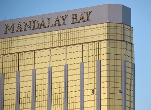 Vegas shooter had 1600 rounds of ammo in car