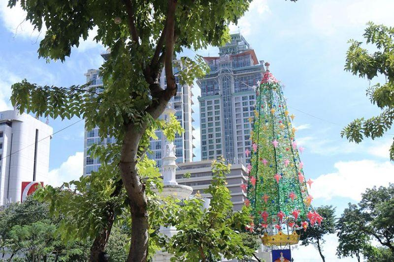 Cebu City limits use of Christmas lights to cut electricity costs