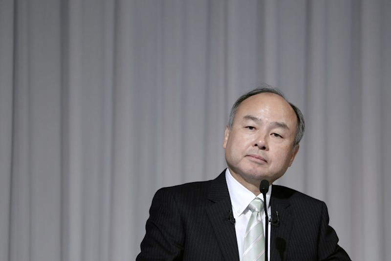 Son Cuts SoftBank Shares Pledged to Lenders by $1 Billion