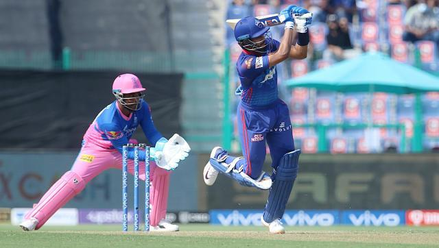 Batting first, Delhi lost both openers cheaply but Shreyas Iyer played a good knock of 43. He shared a 62-run partnership with skipper Rishabh Pant to settle the innings after early blows. Sportzpics