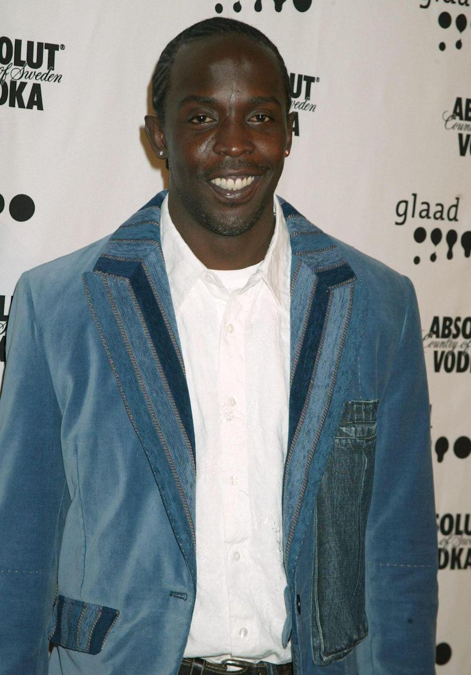 """<p>Williams' character, Omar Little, was beloved by fans—even former President Barack Obama <a href=""""http://www.usatoday.com/story/theoval/2015/03/27/obama-the-wire-david-simon-drugs-crime-omar/70539736/"""" rel=""""nofollow noopener"""" target=""""_blank"""" data-ylk=""""slk:said Little was his favorite"""" class=""""link rapid-noclick-resp"""">said Little was his favorite</a>. But Williams took some of his characters' demons with him off of the set. </p><p>After season 1, Williams became addicted to cocaine and was evicted from his Brooklyn home. """"I was using Omar as a means of escape. Now I don't use my job as a way to define me: it's what I do, not who I am. I have that understanding now,"""" he told <a href=""""https://www.theguardian.com/film/2015/jan/13/michael-k-williams-interview-omar-the-wire-the-gambler"""" rel=""""nofollow noopener"""" target=""""_blank"""" data-ylk=""""slk:The Guardian"""" class=""""link rapid-noclick-resp""""><em>The Guardian</em></a>.</p>"""