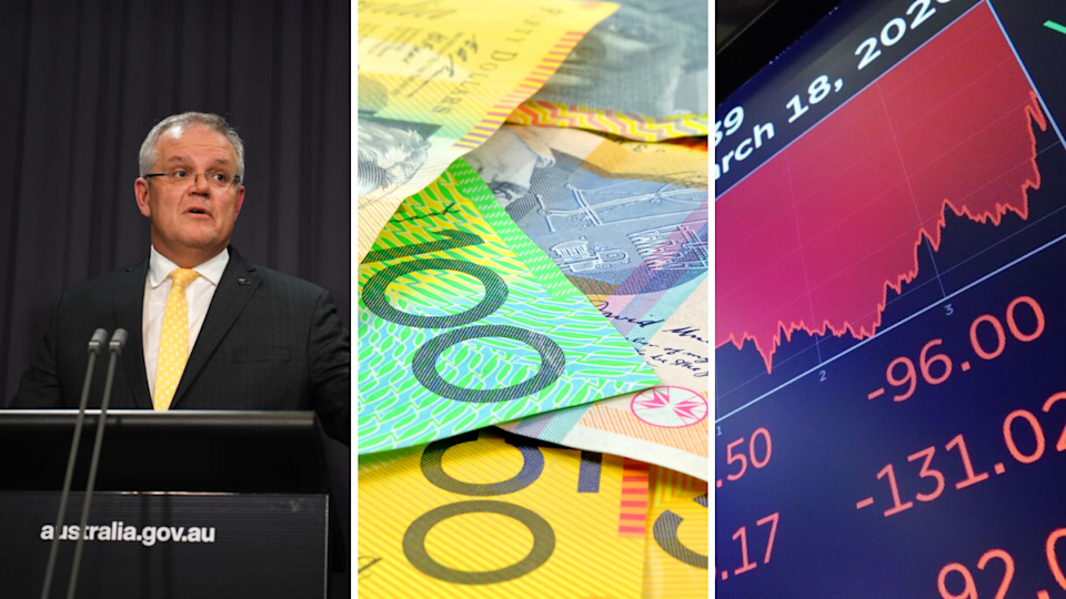 ASX set to dive; JobKeeper to pass parliament. Source: Getty