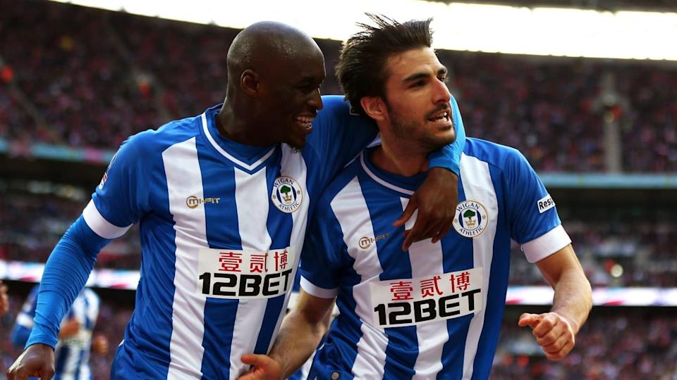 Wigan Athletic v Arsenal - FA Cup Semi-Final | Michael Steele/Getty Images