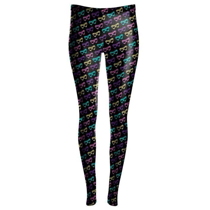"""<p>themaskedsinger.shop</p><p><strong>£39.99</strong></p><p><a href=""""https://www.themaskedsinger.shop/collections/the-masked-singer-leggings/products/mask-pattern-leggings"""" rel=""""nofollow noopener"""" target=""""_blank"""" data-ylk=""""slk:Shop Now"""" class=""""link rapid-noclick-resp"""">Shop Now</a></p><p>Hot tip... if you go to the official store for the UK version of<em> The Masked Singer </em>there are loads of alternative gift options. What stood out to me are these cute printed leggings and definitely not because I have a pair of LuLaRoe's I'm looking to replace...</p>"""