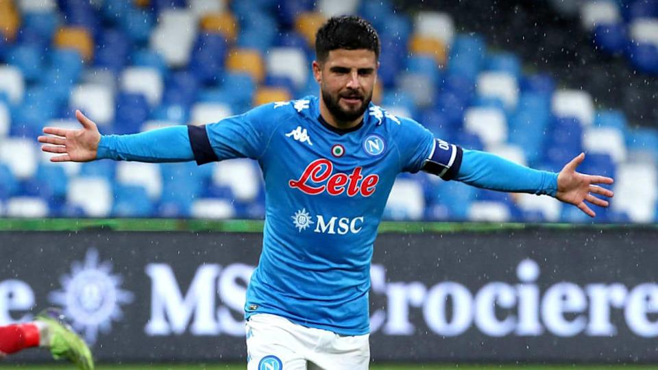 Lorenzo Insigne | MB Media/Getty Images