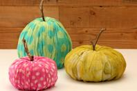 "<p>You can turn basically <em>anything</em> <a href=""https://www.countryliving.com/diy-crafts/g2543/creative-halloween-pumpkin-ideas/"" rel=""nofollow noopener"" target=""_blank"" data-ylk=""slk:into a pumpkin"" class=""link rapid-noclick-resp"">into a pumpkin</a>! Your guests will never guess these colorful ""pumpkins"" are actually toilet paper rolls wrapped in pretty scarves. </p><p><strong><a href=""https://www.countryliving.com/diy-crafts/g2543/creative-halloween-pumpkin-ideas/"" rel=""nofollow noopener"" target=""_blank"" data-ylk=""slk:Get the tutorial"" class=""link rapid-noclick-resp"">Get the tutorial</a>.</strong></p>"
