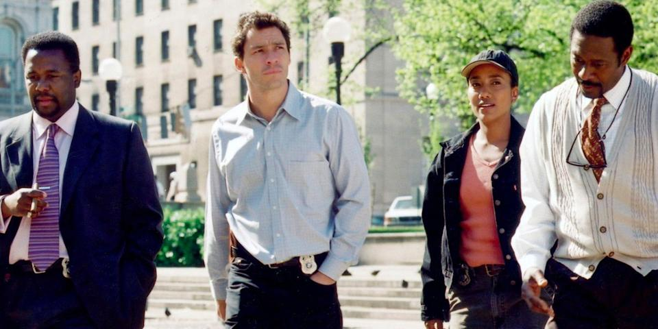 <p>Ask any television buff about their favorite show of all time, and there's a solid chance they'll say <em>The Wire</em>. Since its premiere in 2002, it's become one of the most highly regarded shows by critics and viewers alike. And the careers of the cast have run the gamut since the finale—from starring in superhero movies to being named the Sexiest Man Alive. Find out what your favorite cast members are up to now.</p>