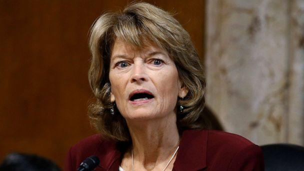 PHOTO: Sen. Lisa Murkowski, chair of the Senate Energy and Natural Resources Committee, speaks during a hearing on the impact of wildfires on electric grid reliability on Capitol Hill in Washington, Dec. 19, 2019. (Patrick Semansky/AP, FILE)