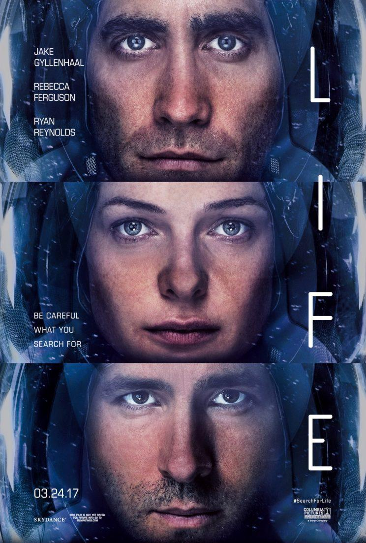 'Life' poster