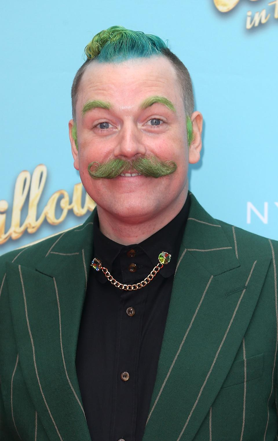 """LONDON, ENGLAND - JUNE 29: Rufus Hound attends the Gala performance of """"Wind In The Willows"""" at London Palladium on June 29, 2017 in London, England. (Photo by Danny Martindale/WireImage)"""
