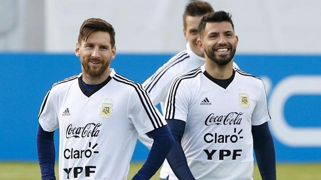 "Lionel Messi will remain Sergio Aguero's choice for the Ballon d'Or for ""as long he keeps on playing"", the Manchester City star has said."