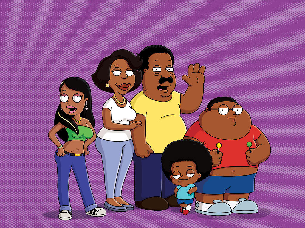 <strong>The Cleveland Show</strong> (Fox) – Renewed