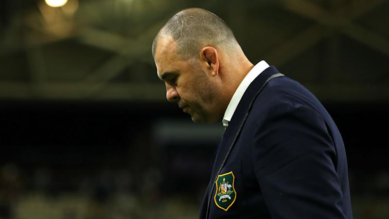 Rugby World Cup 2019: Cheika requests 'compassion' as he objects to question over his future
