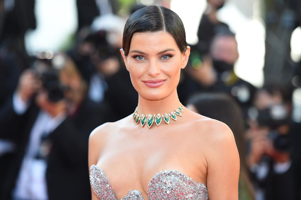 CANNES, FRANCE - JULY 13: Isabeli Fontana attends the
