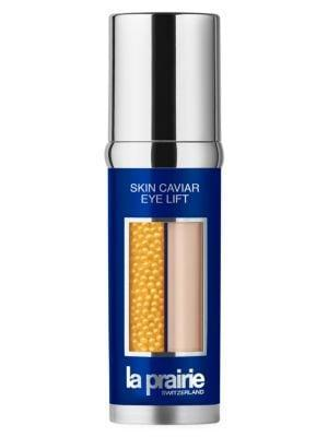 "<h3>La Prairie Skin Caviar Eye Lift</h3> <br>While the price tag is nearing iPhone status, La Prairie's incredibly posh eye cream is so much more than just another eye cream: This caviar-infused treatment is meant to be applied from the brow bone to the under-eye area to firm and life skin for visible effects <em>sans</em> needles.<br><br><strong>La Prairie</strong> Skin Caviar Eye Lift, $, available at <a href=""https://go.skimresources.com/?id=30283X879131&url=https%3A%2F%2Fwww.saksfifthavenue.com%2Fla-prairie-skin-caviar-eye-lift%2Fproduct%2F0400011541454"" rel=""nofollow noopener"" target=""_blank"" data-ylk=""slk:Saks Fifth Avenue"" class=""link rapid-noclick-resp"">Saks Fifth Avenue</a><br>"