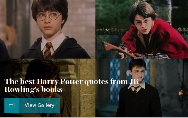 Harry Potter best quotes