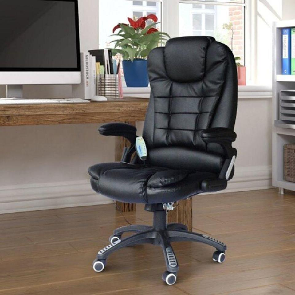 best fathers day gifts, Cranston Heated Massage Chair