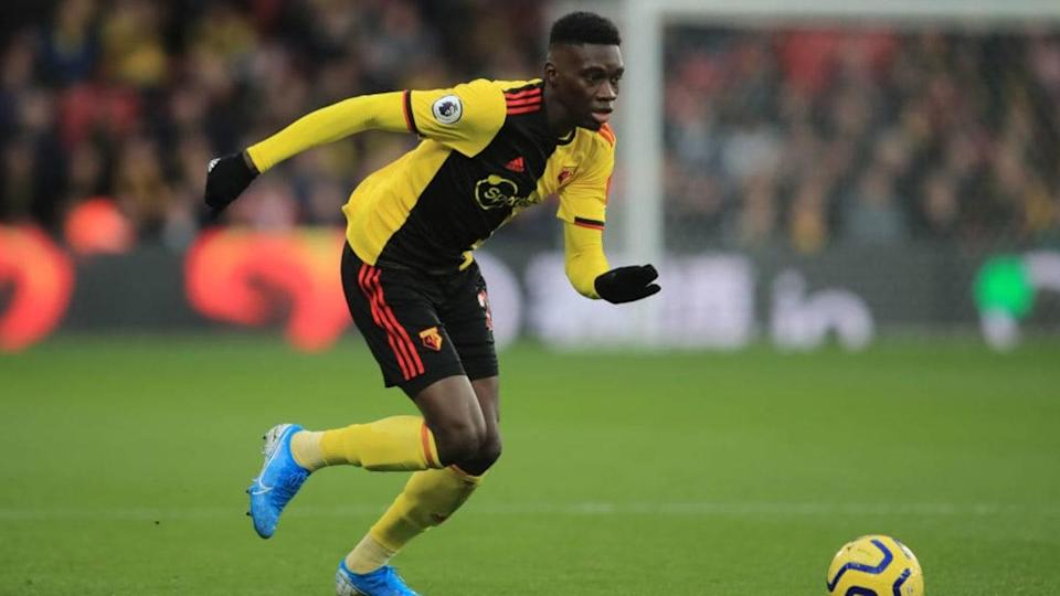 Ismaila Sarr | Marc Atkins/Getty Images