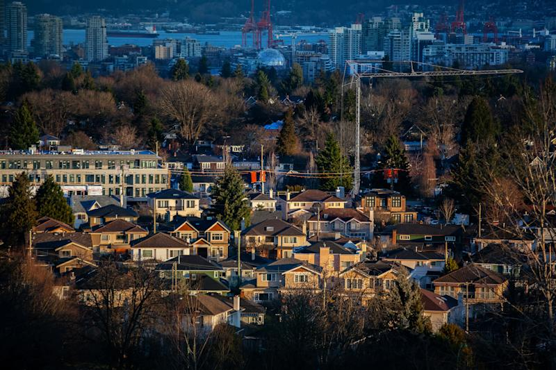 The average price of a home in Greater Vancouver is $993,300 (Getty)