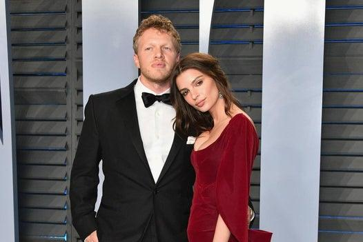 Who is Emily Ratajkowski's husband Sebastian Bear-McClard? How did they meet and how long have they been together?